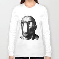 men Long Sleeve T-shirts featuring men before men by massimo bianchi