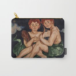Zodiac sign Gemini Carry-All Pouch