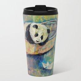 Paper Boat Travel Mug