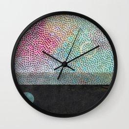 MOSAICPOOL Wall Clock