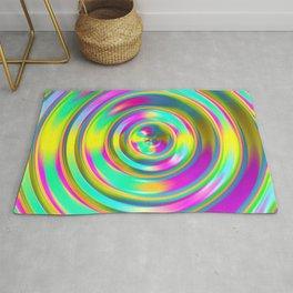 Pastel Swirl Rug