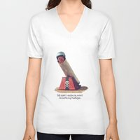 bill murray V-neck T-shirts featuring Bill by gagatka