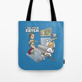 I am Your Father Parody Tote Bag