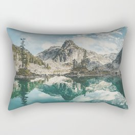 Watersprite Lake Rectangular Pillow