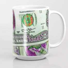 Money and Cash Coffee Mug