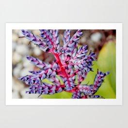 If I Were A Flower Art Print