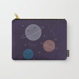 Kawaii Outer Space Carry-All Pouch
