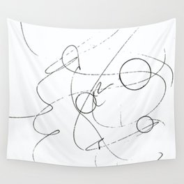 Graphisme Wall Tapestry