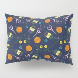 Craft with Me Pillow Sham