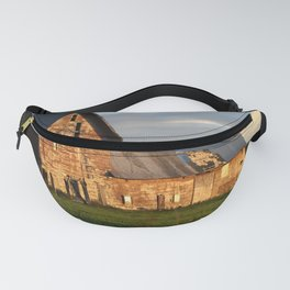 lonely barn Fanny Pack
