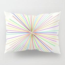 Strands Of Light - Defraction Pattern Pillow Sham