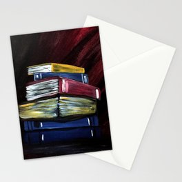 Books Of Knowledge Stationery Cards