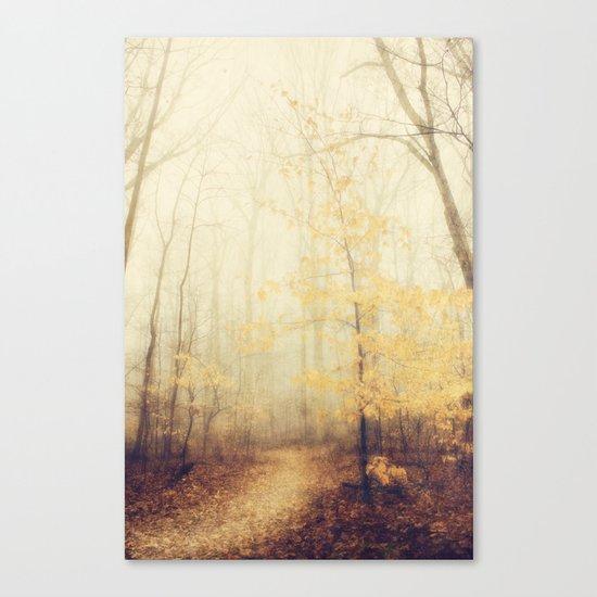 January hush Canvas Print