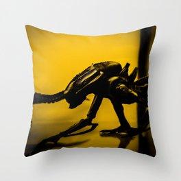 """""""Stalking their next prey"""" Throw Pillow"""