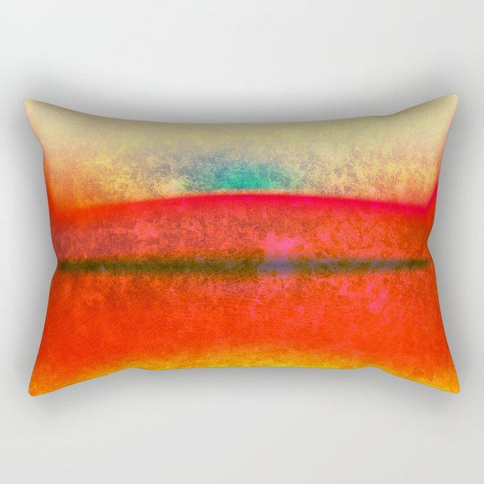 After Rothko 8 Rectangular Pillow