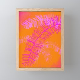 Tropical Palm Dream Framed Mini Art Print