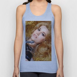 Beautiful Barbarella Unisex Tank Top