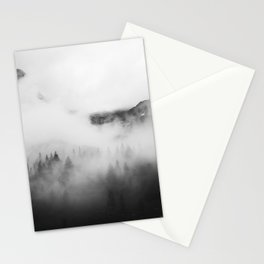 Fog Movin' In Stationery Cards