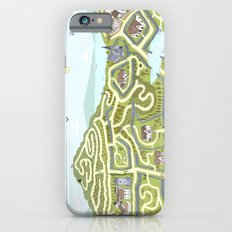 Limestone Village Maze iPhone 6s Slim Case