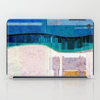 cityscape iPad Cases featuring CITYSCAPE by Catspaws