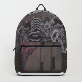 Graffiti Wall Backpack
