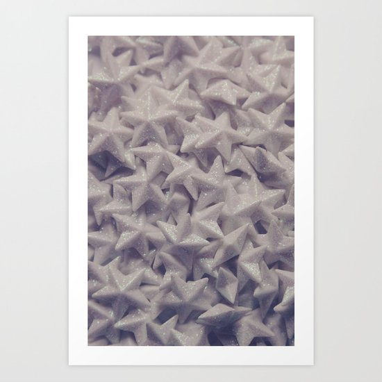 Starry Starry Night (3) Art Print