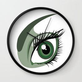 Eye Catching Wall Clock