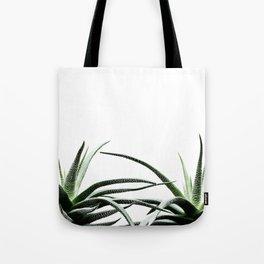 Succulents - Haworthia attenuata - Plant Lover - Botanic Specimens delivering a fresh perspective Tote Bag