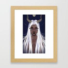 NOX Framed Art Print