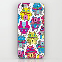 CatCat For Ever iPhone Skin