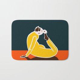 Yoga Cobra Bath Mat