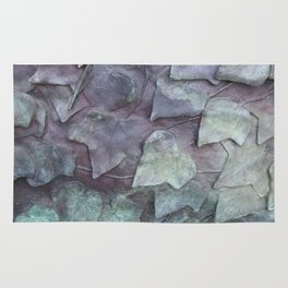 BRONZE LEAVES Rug