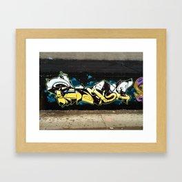 28 Framed Art Print