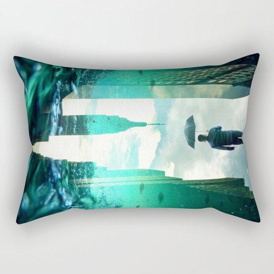 Vivid Dream Rectangular Pillow