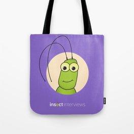 Kevin the Katydid Tote Bag