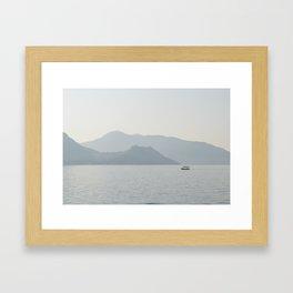 Beautiful Sea Framed Art Print