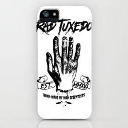 Darker Handcraft iPhone Case