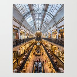 Queen Victoria Building, Sydney Poster