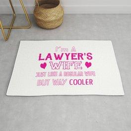 Lawyer's Wife Rug