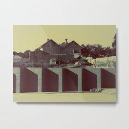 Museo de la memoria Metal Print