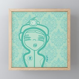 JANE Framed Mini Art Print