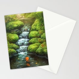 Little Stream Stationery Cards