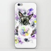 scarface iPhone & iPod Skins featuring Daubie the fortune teller  by Psyca