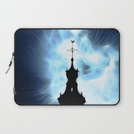 Set Fire To The Sky Laptop Sleeve