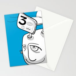 Will will Stationery Cards