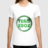 xbox T-shirts featuring Team XBox by Bradley Bailey