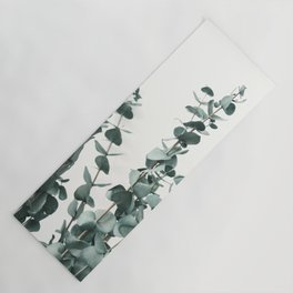 Eucalyptus Leaves Yoga Mat