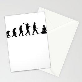 Yoga Stationery Cards