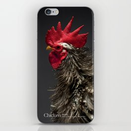 Chic!ken - Frizzle Chabo iPhone Skin