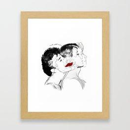 Reproduction Framed Art Print